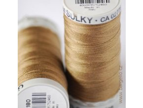 Nit  Sulky Cotton Med. Taupe