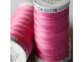 Nit  Sulky Cotton Fuchsia