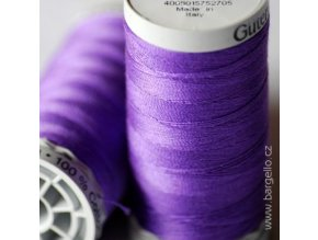 Nit  Sulky Cotton Deep Purple