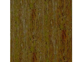 Crackle Natural Green