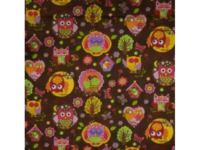 Owls in the Wood