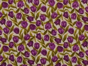 Tulip Festival Purple
