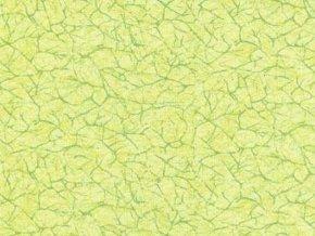 Čtverec Crackle Spring Green