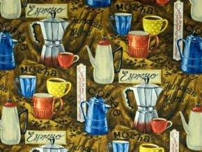 Čtverec Coffe Classico