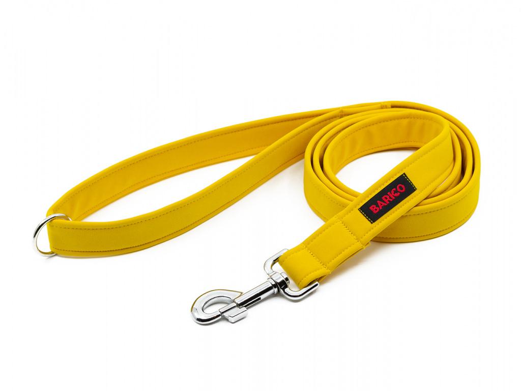Barico Vodítko pro psy Mustard Yellow