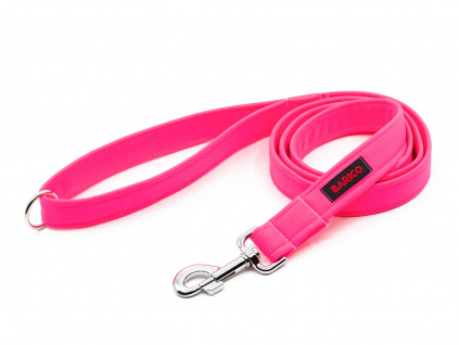 Barico Vodítko pro psy Neon Pink