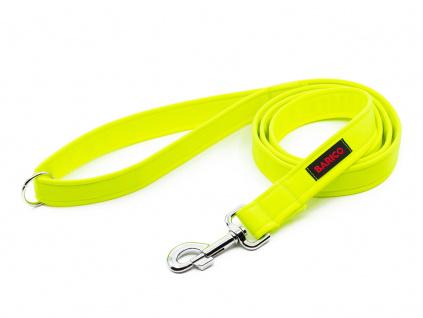 Barico Vodítko pro psy Neon Yellow