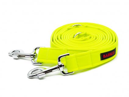 Barico Přepínací Vodítko Neon Yellow