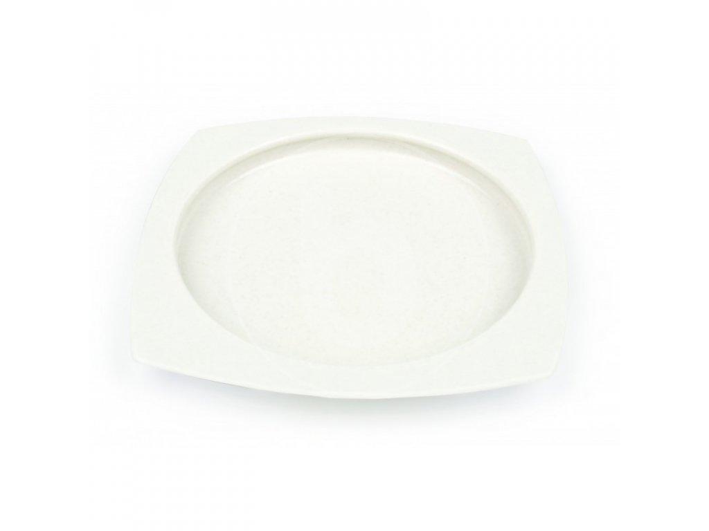 tanier so zvysenym okrajom