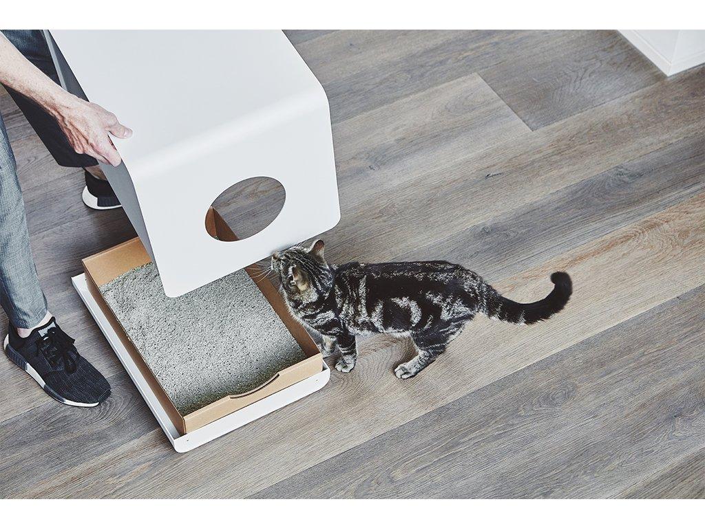 MC G05 001 01 Náhradní zásobníky do toalety pro kočky MiaCara Sito
