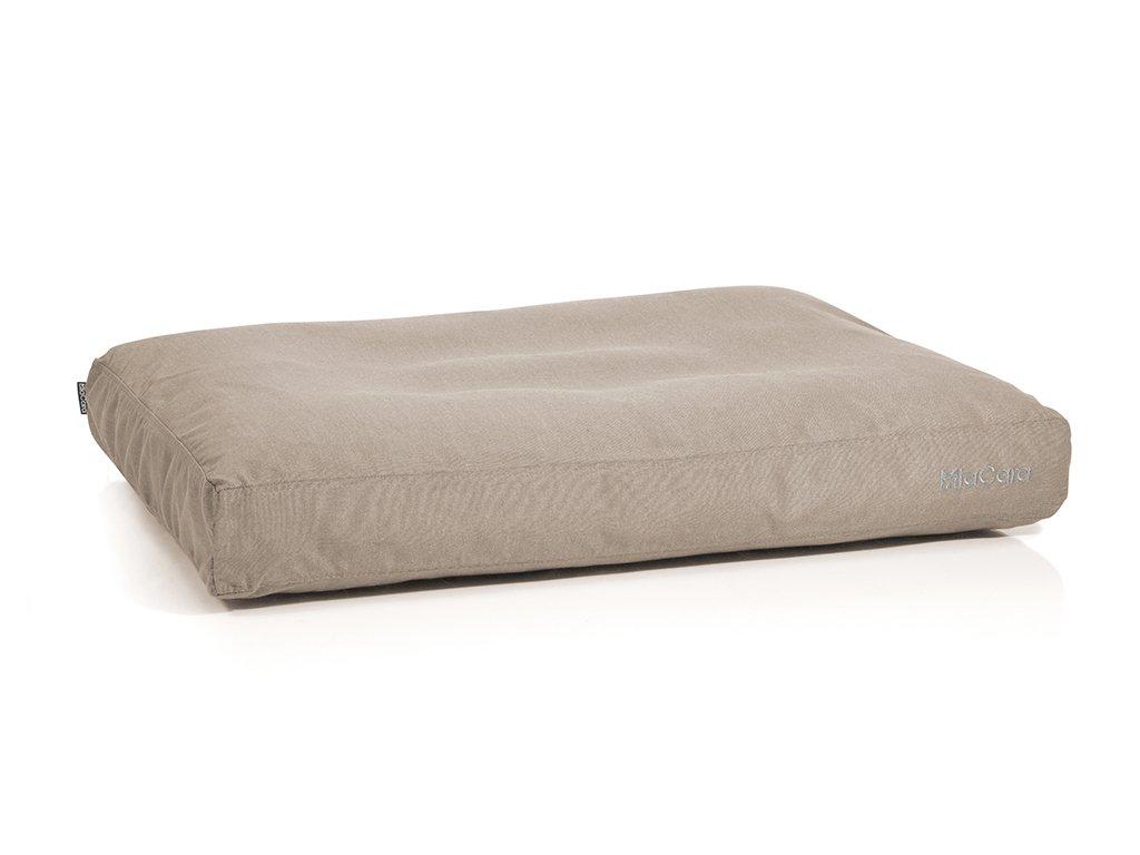 Luxusní matrace pro psy MiaCara Luvio béžová