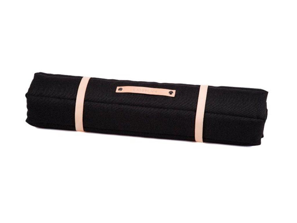 Luxusní cestovní deka pro psa Labbvenn Fosser černá
