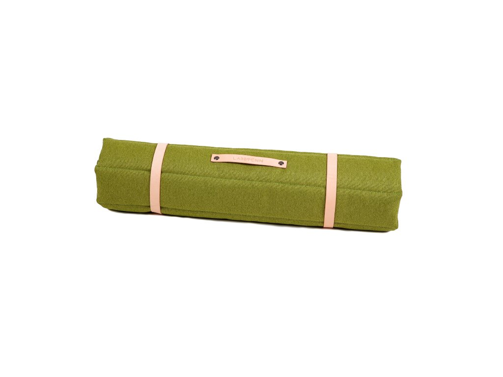 Luxusní designová cestovní deka pro psy zelená