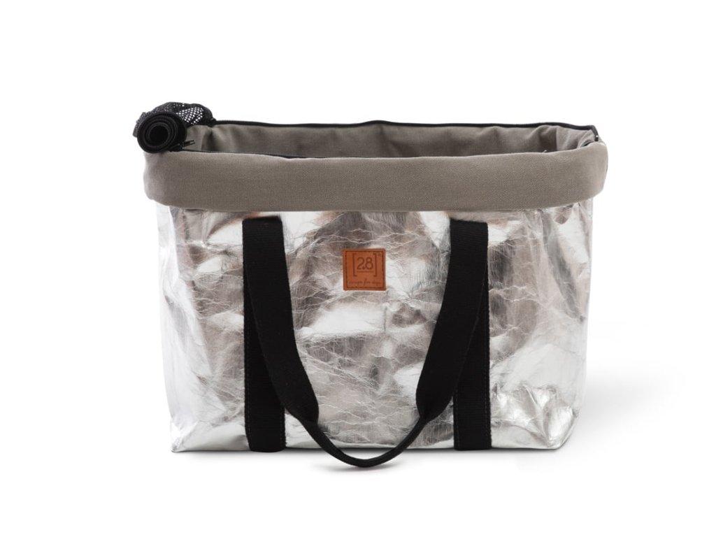 Ručně vyrobena papírová taška na psa