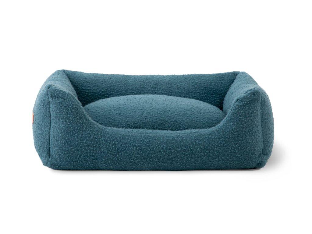 Pelíšek pro psa DuepuntoOtto Henri modrý