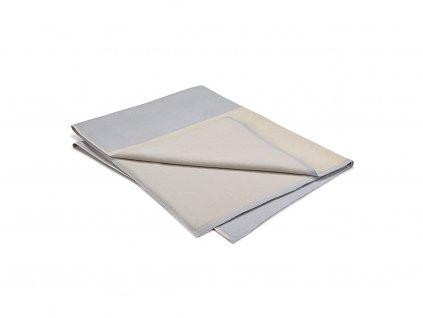 Luxusní deka pro psy MiaCara Nova šedá