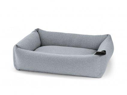 Designový pelíšek MiaCara Divo světle šedý