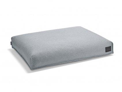 Luxusní matrace pro psy MiaCara Divo světle šedá