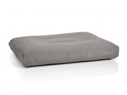 Luxusní matrace pro psy MiaCara Luvio šedá