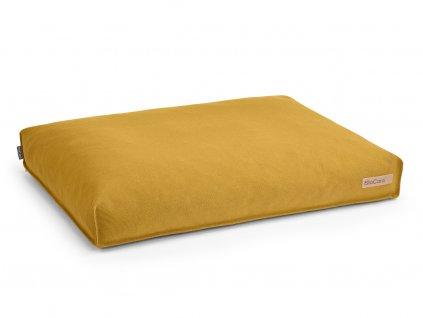 Matrace pro psy MiaCara Stella žlutá
