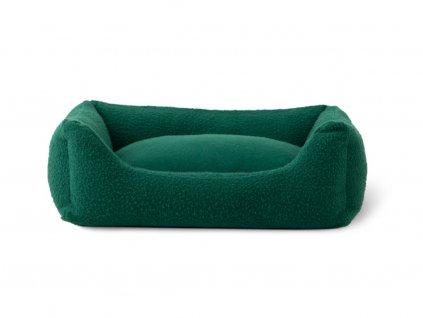 Pelíšek pro psa DuepuntoOtto Henri zelený