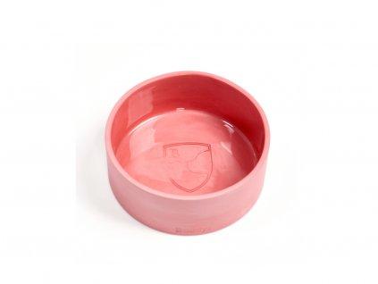 Miska pro psa Buddys růžová