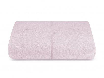 Růžový pelíšek pro psa