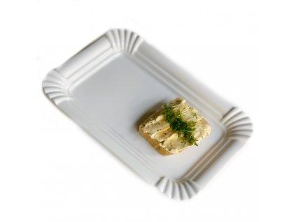 Kanapka vajíčková s řeřichou