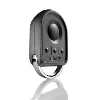 SOMFY prodej originálních dálkových ovladačů Somfy řady RTS a io pro pohony garážových vrat a bran SOMFY
