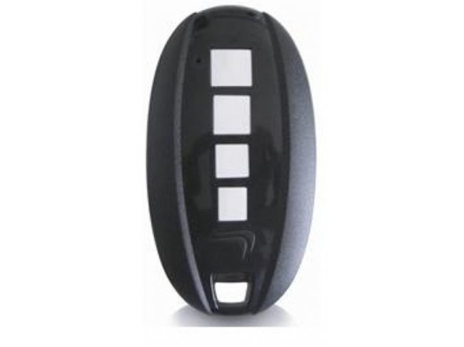 KingGates Myo C4 BL dálkový ovladač pro garážová vrata a brány  universální samoučící