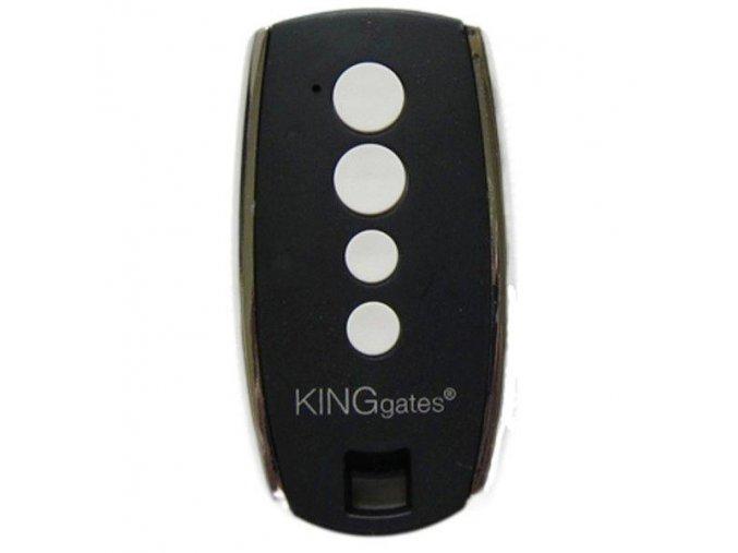KingGates Stylo 4 K  dálkový ovladač pro garážová vrata a brány frekvence 433,92 MHz