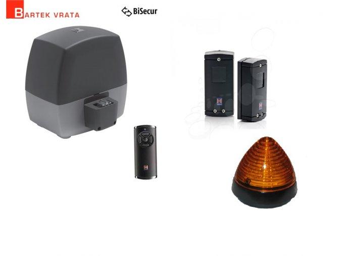 AKCE Hörmann LineaMatic SK Bisecur+ sada fotobuněk, maják LED kvalitní pohon pro samonosnou a posuvnou bránu DOPRAVA ZDARMA