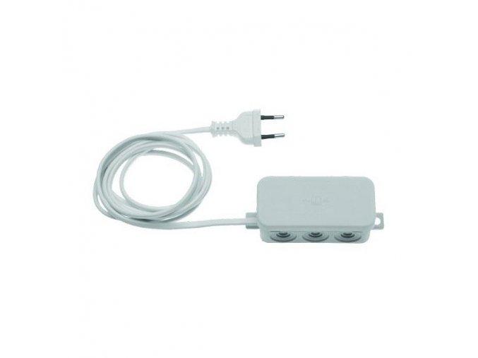 HET/S  2 BS  230V Bi seccur externí příjmač pro garážová vrata a pohony bran napájení 230V