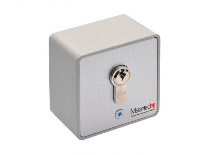 Marantec Comamnad 414 klíčový spínač  na omítku (impulsní) pro vrata a brány