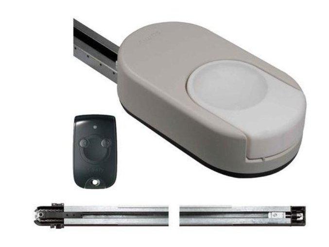 AKCE Stropní pohon SOMFY Dexxo Optimo 800 RTS-2900 řetěz pro garážová vrata do 10m2+dálkový ovladač. Záruka 5 let