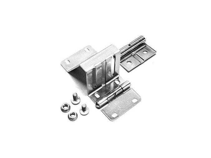 Pant stranový 2,5 mm pro průmyslové panely MW- průmyslová sekční vrata
