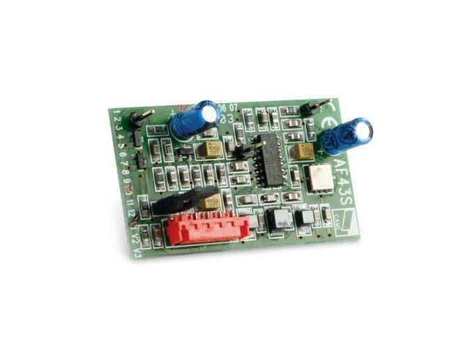 Came vestavný příjmač AF 868 frekvence 868 MHz