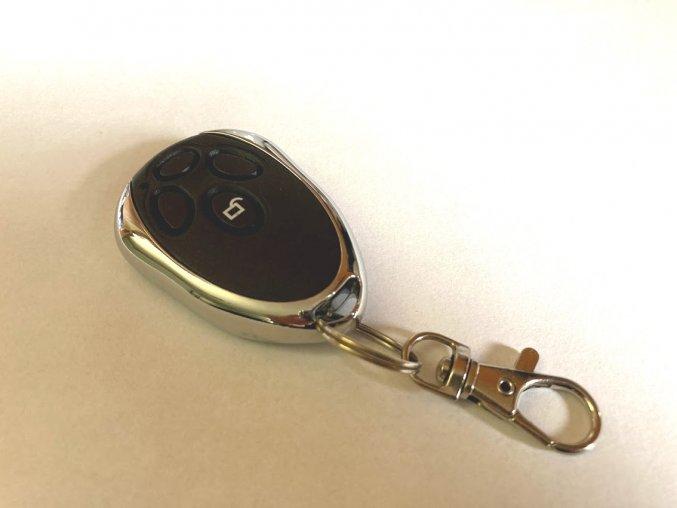 Doormatic dálkový ovladač pro garážová vrata Kružík frekvence 433,92 MHz