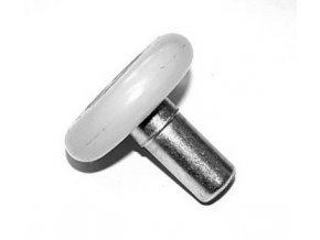 Kolečko 13,8 mm L=24 mm (Barva bílá,)