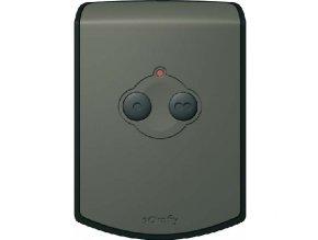 Somfy bezdrátový nástěnný ovladač RTS 2-kanálový 433,42 MHz