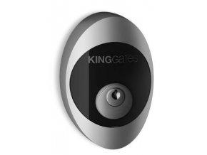 Kinggates - klíčový spinač pro vrata a brány CLIK 30 na omítku venkovní i vnitřní použití
