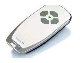 Marantec ovladač Digital 663, 3-kanál 868 MHz dálkový ovladač garážových vrat a bran s kontrolou stavu vrat
