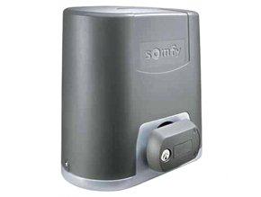 SOMFY ELIXO 800 230V RTS Pohony pro posuvné brány šířka až 10 m / hmotnost až 800 /2 kusů dálkových ovladačů DOPRAVA ZDARMA