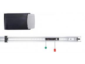 AKCE Marantec Comfort 51 SZ 11-nylon řemen v sadě 1kus dálkového ovladače stropní pohon pro sekční a výklopná garážová vrata-DOPRAVA ZDARMA