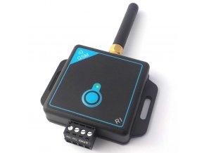 GSM klíč spínač pro  ovládání mobilem iQGSM-R3 Určeno až 30 uživatelů (Barva ČERNÁ)