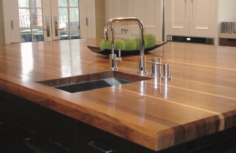 Kuchyňské stoly, desky a nádobí