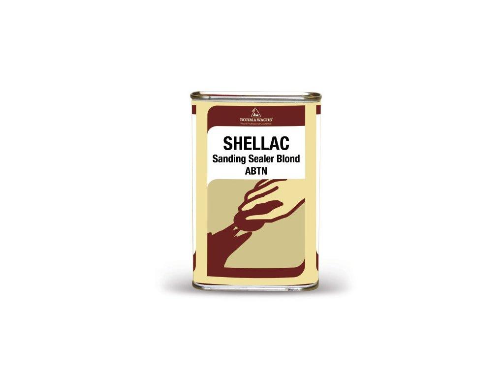 shellac sanding sealer fondo alla gommalacca trasparente