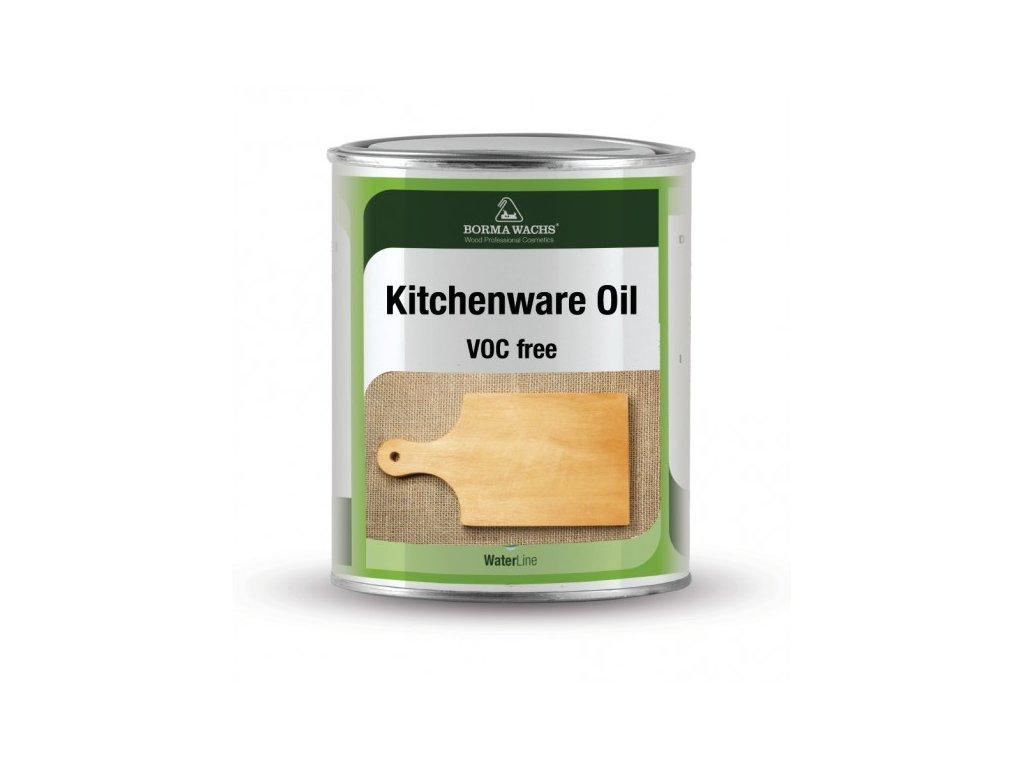 kitchenware oil olio naturale per la manutenzione taglieri in legno