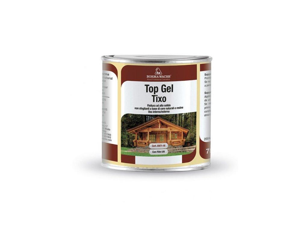 top gel tixo finalni voskova povrchova uprava s vysokym obsahem susiny 361