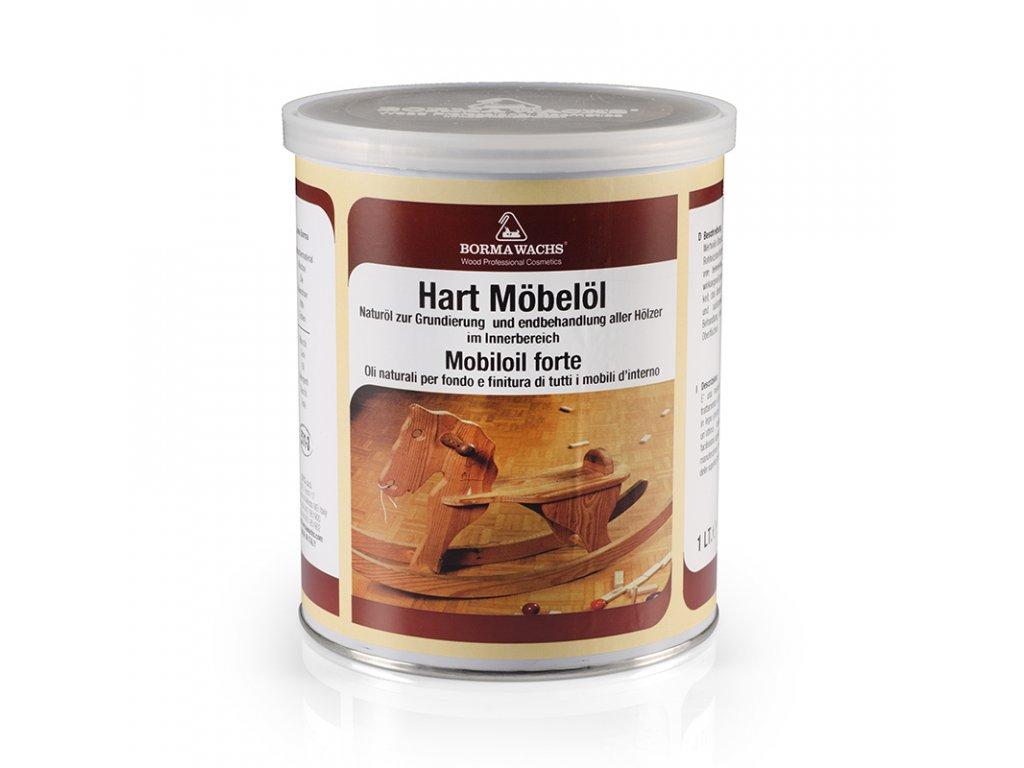 hard furniture oil